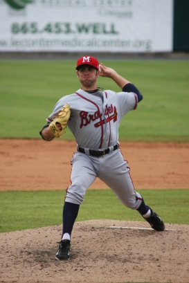 2012 -- Double-A Mississippi -- Roger Peterson