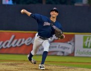 2012 -- Double-A Huntsville -- Jason Clark