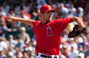 2012 -- Spring Training Angels -- Kevin Hill/MiLB.com