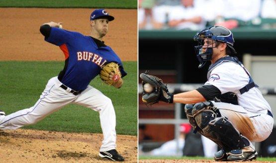 Mets Prospect Catcher 6 Prospect Catcher Travis
