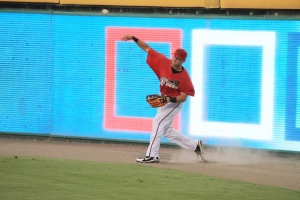 (Alex Yocum-Beeman/Frisco RoughRiders)