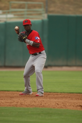 2012 -- Double-A Frisco -- Shawn E. Davis/MiLB.com