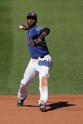 2012 -- Texas Rangers -- Charlie Riedel/AP