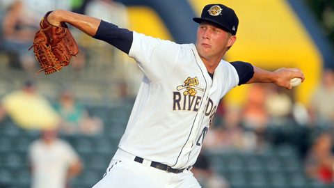 MiLB: JUN 08 South Atlantic League - Asheville Tourists at Charleston RiverDogs