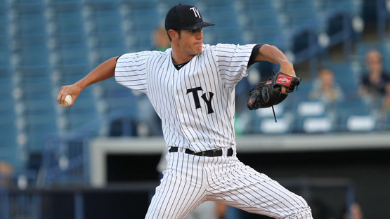 MiLB: APR 12 - Daytona Cubs at Tampa Yankees