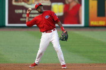 Maikel Franco, Clearwater Threshers, 2013