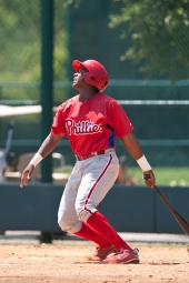 Maikel Franco, GCL Phillies 2010