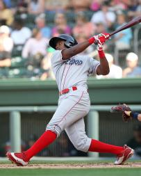 Maikel Franco, Lakewood BlueClaws, 2013