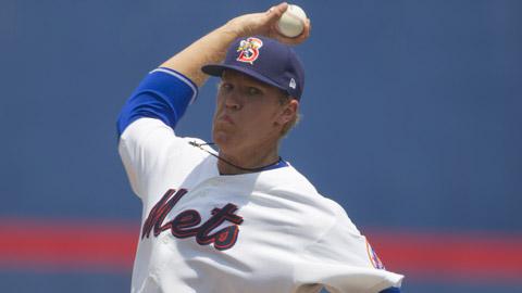 480 Syndergaard Gordon Donovan Binghamton Mets